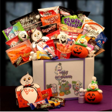Happy Halloween Boo Box Care Package