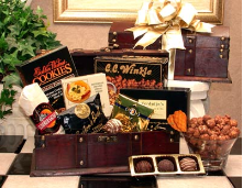 Gourmet Desk Caddy Executive Gift Package