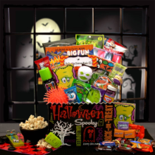 Halloween Fun & Games Gift Box