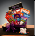 Halloween Candy Crush Care Package