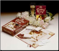 Enchanting Evening Romance Game Gift Package