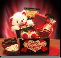 Happy Valentines Gift Package