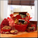 Chocolate Extravaganza Valentine's Day Gift Basket