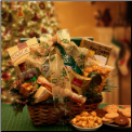 Holiday Splendor Gift Basket