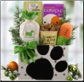 Holiday Ruffs Dog Gift Package