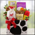 Dog Valentine's Gift Baskets