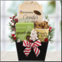 Holiday Wags Dog Gift Package