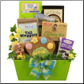 Goodies for Dog & Owner Gift Basket