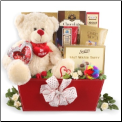 Sweet Impressions Valentine Cat & Owner Gift