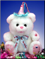 Singing Birthday Bear Plush Gift