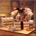 Dad's Favorites Premium Nuts & Snacks Crate