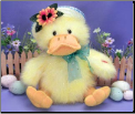 Singing Daisy Duck Plush Gift