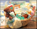 Deluxe Welcome Home Baby Gift Basket