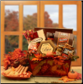 Fall Harvest Gourmet Gift Basket