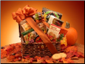 Fall Snack Gift Chest
