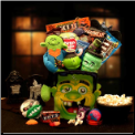 Frankie's Halloween Monster Mash Tote Gift Package