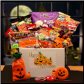 Halloween Sampler Treats Care Package