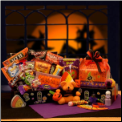 Haunted Mansion Halloween Treats Care Package