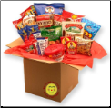 Healthy Choices Deluxe Food Care Package