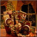Holiday Butler Gourmet Food Gift Basket