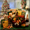Holiday Entertainer Gourmet Gift Basket