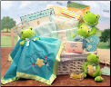 Just Hoppin Around Baby Hamper Gift Package