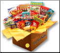 Kids Blast Games and Treats Care Package