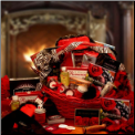 Naughty Nights Deluxe Couples Romance Gift Basket