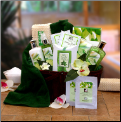 Cucumber & Melon Calming Spa Bath & Body Gift Basket