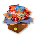Snack Lovers Deluxe Treats Care Package