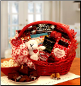 Sugar Free Valentine's Day Gift Basket
