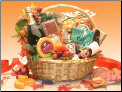 Happy Thanksgiving Gourmet Gift Basket