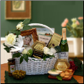 Wedding Wishes Romantic Gift Basket