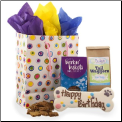 Doggy's Birthday Choice Gift Bag