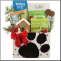 Holiday Barks and Wags Dog Gift