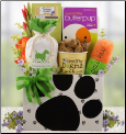 Ruffed Up Pup Dog Gift Package