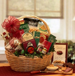 Snack Gift Baskets, Free Shipping