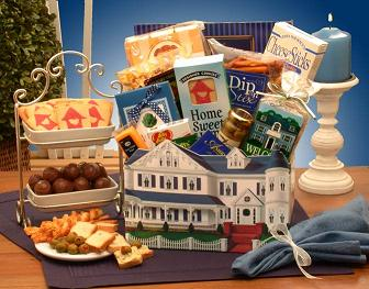 Housewarming Gift Baskets, Free Shipping
