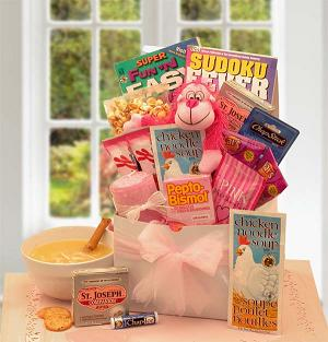 Get Well Gift Baskets, Free Shipping