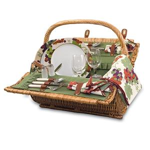 Picnic Baskets with Service, Free Shipping