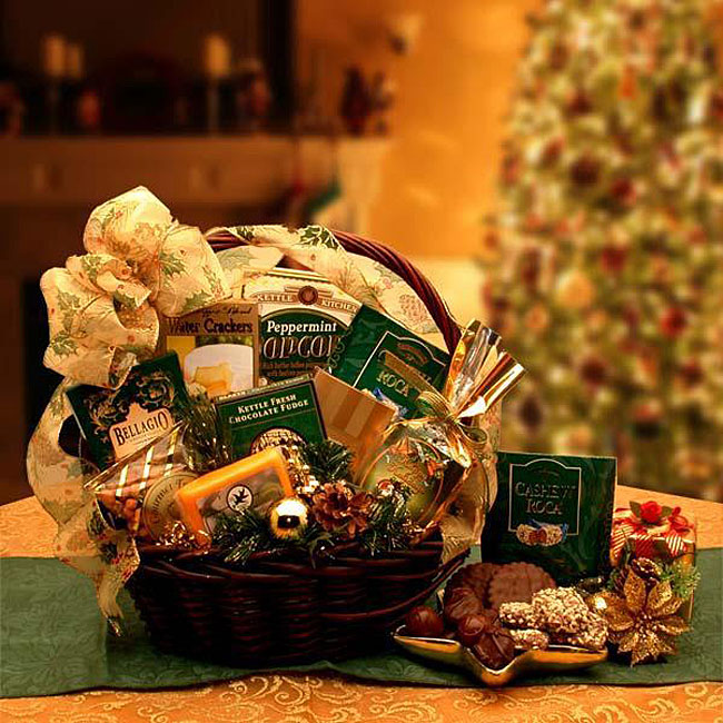Everything That Glitters Gift Basket