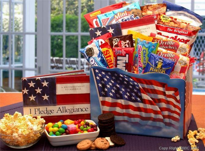 Military (APO FPO) Care Packages