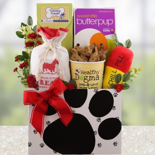 Dog Lover Holiday Gift Baskets, Cat Lover Holiday Gift Baskets, Free Shipping