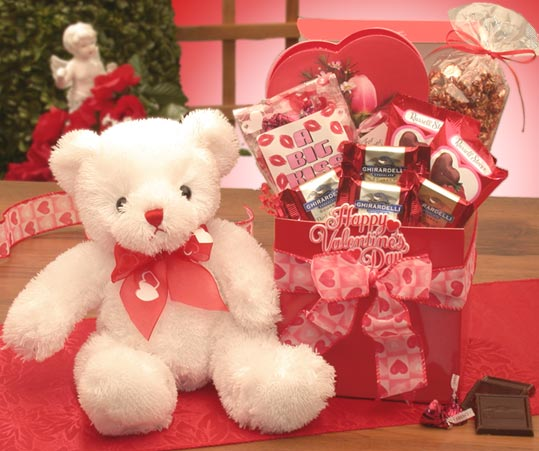 Valentine's Day Care Packages, Delivery to deployed Military
