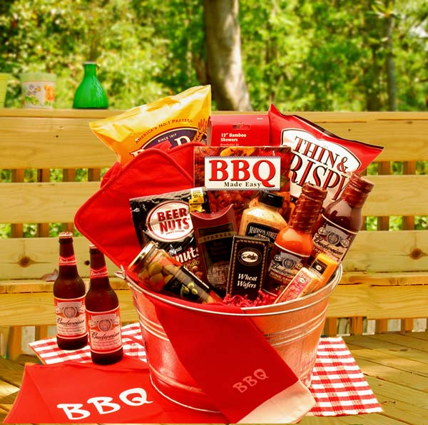 Grilling - Barbecue Care Packages - Military (APO-FPO)