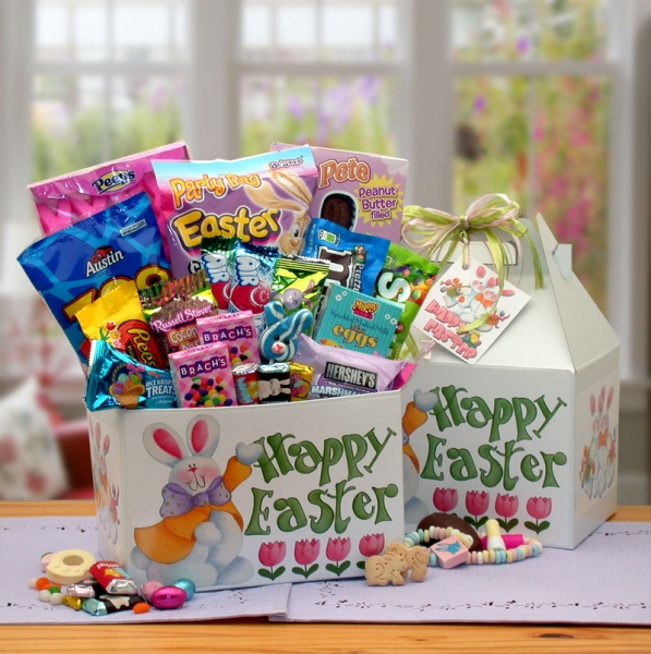 An Easter Party Care Package