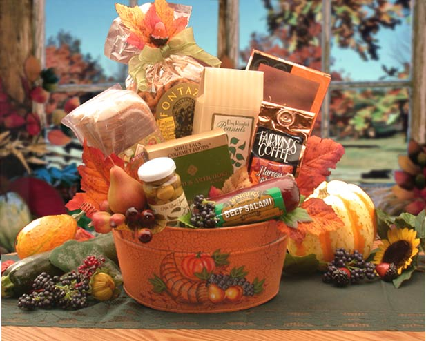 Fall & Thanksgiving Care Packages - Military (APO-FPO)
