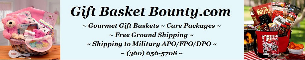 Gift Baskets, Military Care Packages