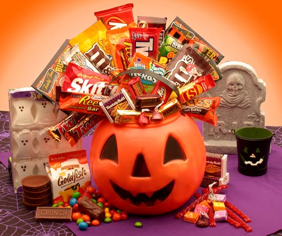 Halloween Gift Baskets, Halloween Gift Packages
