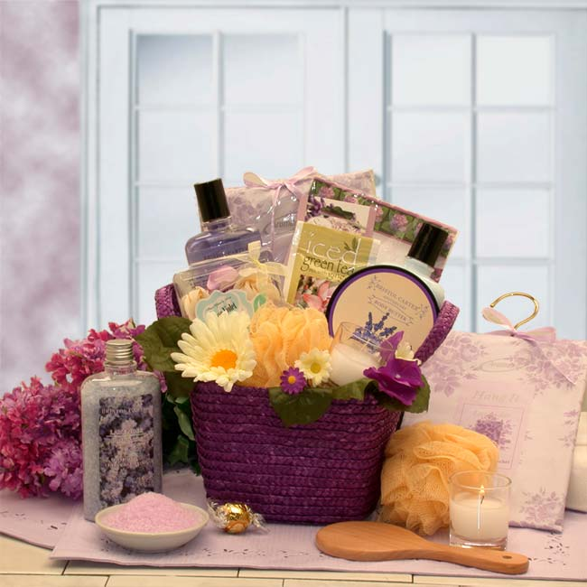 Healing Spa Gift Package, Free Shipping